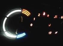Jak zmienić podświetlenie zegarka Opel Astra F