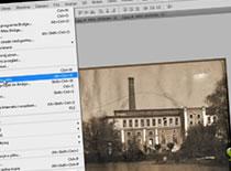 Jak uzyskać efekt starej fotografii w Adobe Photoshop