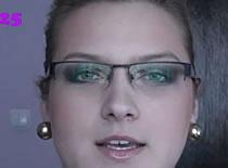Jak zrobić makijaż wieczorowy dla krótkowidza