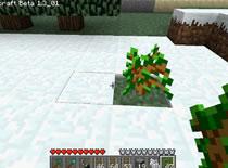 Jak szybko sadzić drzewa w Minecraft