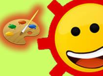 Jak zmienić kolory słoneczek w GG