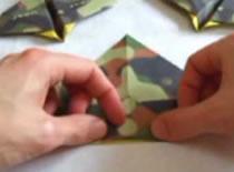 Jak zrobić bombowiec z papieru