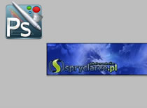 Jak zrobić baner w Photoshopie - Abstract Brushes