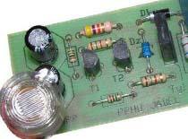 Jak zbudować włącznik zmierzchowy z regulacją poziomu ciemności