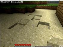 Jak zrobić ruchome piaski w Minecraft