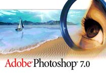 Jak zrobić efekt Light Burst w Adobe Photoshop 7