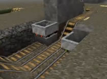 Jak zbudować stację kolejek w Minecraft [2/3]