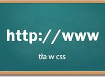 Jak zrobić stronę w HTML/CSS - Tła w CSS