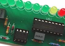 Jak zrobić wskaźnik wysterowania LM3915