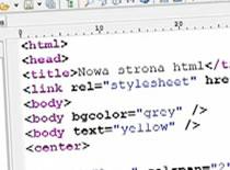 Jak zrobić stronę w HTML/CSS - postawienie strony na divach