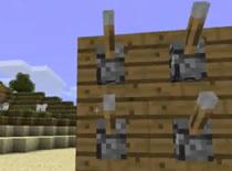 Jak zrobić drzwi na szyfr w Minecraft