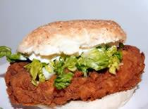Jak zrobić filet burgera z KFC