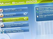 Jak zrobić okładkę na płytę w Ashampoo Music Studio 2009