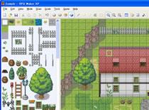 Jak stworzyć grę w RPG Maker VX #1 - Nowy projekt i pierwsza mapka