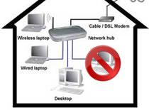 Jak ukryć komputer w sieci domowej