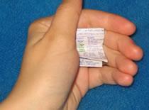 Jak ściągać za pomocą gumki, palców i ... tymbarka