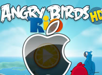 Angry Birds Rio - Uwolnij Ptaki