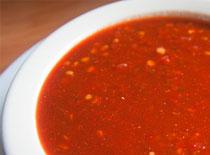 Jak przygotować sos do krewetek