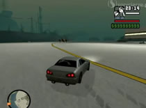Jak driftować w GTA San Andreas