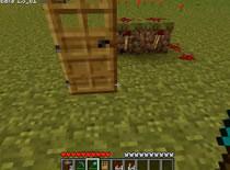 Jak zrobić żart z drzwiami w Minecraft