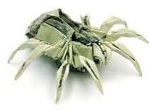 Jak zrobić pająka origami