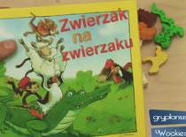 Jak grać w grę dla dzieci - Zwierzak na zwierzaku