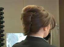 Jak samemu zrobić fryzurę - Kok klasyczny