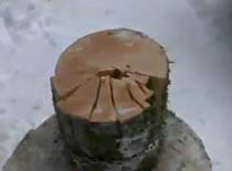 Jak rąbać drewno