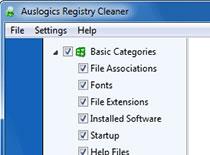 """Jak wyczyścić rejestr za pomocą """"Auslogics Registry Cleaner"""""""