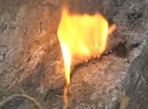 Jak zrobić lont wolnopalny #2 - spalanie
