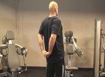 Jak wykonać stretching mięśni klatki piersiowej i obręczy barkowej