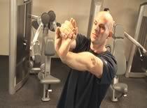 Jak wykonać stretching mięśni ramion