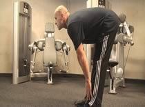 Jak wykonać stretching mięśni pośladkowych i dolnych grzbietu