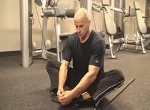 Jak wykonać stretching mięśni nóg