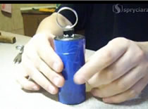 Jak zrobić granat miotający grochem #2