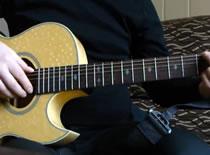 Jak nauczyć się bicia gitarowego - nauka gry na gitarze #2