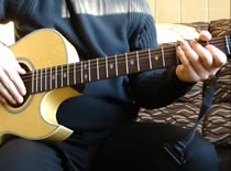 Jak nauczyć się bicia gitarowego - nauka gry na gitarze #3