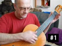 Jak nauczyć się grać na gitarze #1