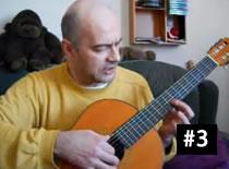 Jak nauczyć się grać na gitarze #3