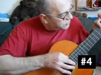 Jak nauczyć się grać na gitarze #4