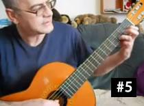 Jak nauczyć się grać na gitarze #5