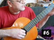 Jak nauczyć się grać na gitarze #6