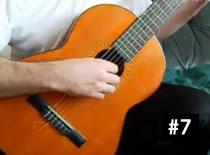 Jak nauczyć się grać na gitarze #7