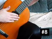 Jak nauczyć się grać na gitarze #8