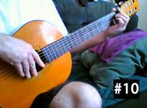 Jak nauczyć się grać na gitarze #10
