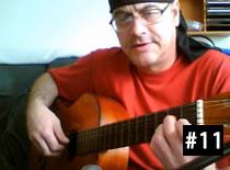 Jak nauczyć się grać na gitarze #11