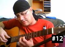 Jak nauczyć się grać na gitarze #12