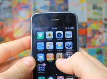 Jak tworzyć foldery na systemie IOS 4 w IPhone 3G / 3Gs / 4