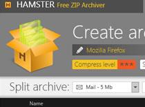 Jak archiwizować pliki - darmowy program Hamster