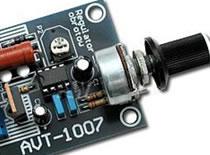 Jak zrobić dokładny regulator obrotów silnika i jasności diody
